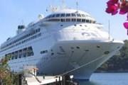 В Коста-Рику заходят лайнеры крупнейших круизных компаний. // buenolatina.ru