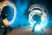 Огненные шоу проводятся по средам. // zellamsee-kaprun.com
