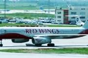 Самолет Red Wings в Домодедово // Travel.ru