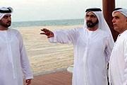 Набережная длиной 14 километров появится в Дубае. // chatru.com
