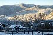 В Яремче уже начинается горнолыжный сезон. // yaremche.co.ua