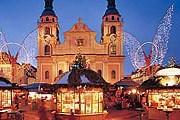 Барочный рождественский рынок в Людвигсбурге // ludwigsburg.de