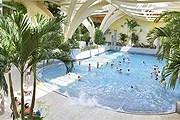 Водный центр Aqua Mundo // centerparcs.com