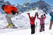 Тинь - один из самых популярных зимних курортов Франции. // tignes.net