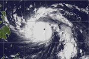 Снимок тайфуна Haiyan из космоса // earthsky.org