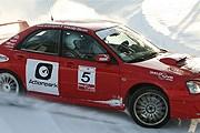 Сразу несколько компаний предлагают уроки вождения в зимних условиях. // actionpark.fi