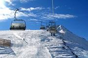 Банско - самый популярный горнолыжный центр в Болгарии. // orienttravel-bg.com