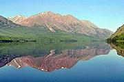 Озеро Байкал // bestmaps.ru