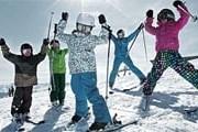 Новый курорт ждет лыжников всех возрастов. // iStockphoto