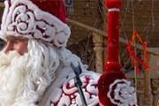 Дед Мороз ждет гостей. // novoteka.ru