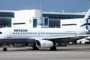 Самолет Aegean Airlines // Travel.ru