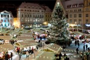Ярмарка работает до 8 января. // christmasmarket.ee