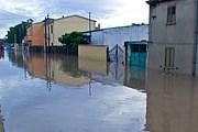 Сардинию затопило. // Reuters