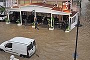 Родос затопило. // gotorhodes.com