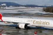 Самолет Emirates // Travel.ru