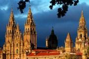 Кафедральный собор в Сантьяго-де-Компостела. // devlin-family.com