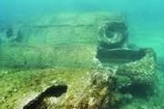 Судно Cheribon затонуло у берегов Сальвадора в 1902 году. // wrecksite.eu