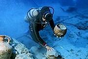 Туристы совершат подводную экскурсию. // kafa.ws