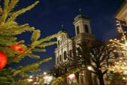 В Люцерне умеют праздновать Рождество. // luzern.com