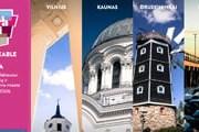Пользователи выбирали из четырех наиболее популярных городов Литвы. // likeablelithuania.com