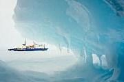 Антарктика таит множество опасностей. // Australianantar / Aurora Photos