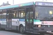 Парижский автобус // public-transport.net