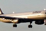 Самолет Lufthansa приземляется в Heathrow. // Travel.ru