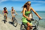 Болгария и Румыния предложат велосипедный маршрут. // ikangaroo.com
