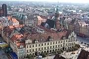 Смотровая площадка во Вроцлаве - самая высокая в стране. // tripadvisor.com