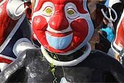 Карнавал собирает множество зрителей. // viareggio.ilcarnevale.com
