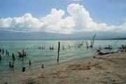 Энрикильо - бессточное соленое озеро. // homepages.wmich.edu