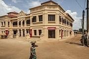 Музей расположился в отреставрированном здании начала XX века. // Jean-Dominique Burton