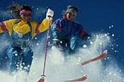 На горнолыжных курортах россияне проводят в среднем 8 дней. // GettyImages