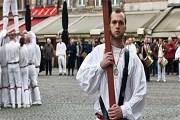 Танец с мечами был возрожден в XX веке. // visitantwerpen.be
