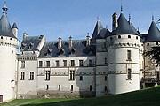 Замок Шомон-сюр-Луар // wikimedia.org