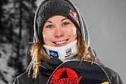 Энни Рукаярви приглашает встать на сноуборд. // helsinki.ru