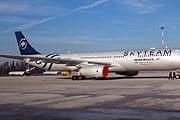 Самолет альянса SkyTeam // skyteam.com