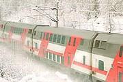 Поезд финских железных дорог // vr.fi