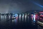 Прага и другие города проводят фестиваль света. // signalfestival.com