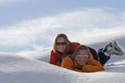 В Австрии достаточно снега. // weissensee.com