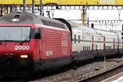 Поезд в Швейцарии // Travel.ru