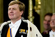 Король Нидерландов Виллем-Александр // koningsdag27april.info