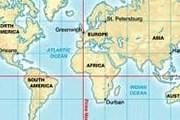 Нулевой меридиан проходит, в числе прочих стран, и по Испании. // Wikipedia
