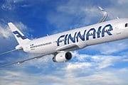 Самолет Finnair // Airbus S.A.S.