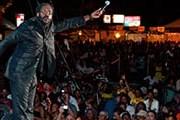 Фестиваль привлекает множество туристов. // reggaesumfest.com