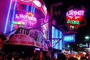 В клубе Lucifer избили туристов. // pattayaconcierge.com