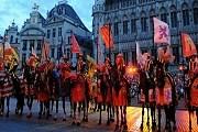 В Оммеганге участвуют тысячи актеров. // brusselslife.be