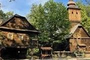 Историческая деревня погрузится в темноту. // ilovecz.ru