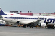 Самолет LOT // Travel.ru