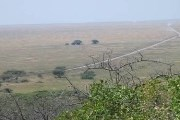 Туристы жаловались на плохую дорогу в Нгоронгоро. // catherinesailing.co.uk